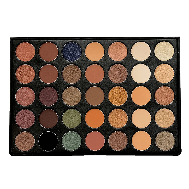 KARA Beauty Professional Makeup Palette ES05-35 color Eyeshadow B074HTR5TZ