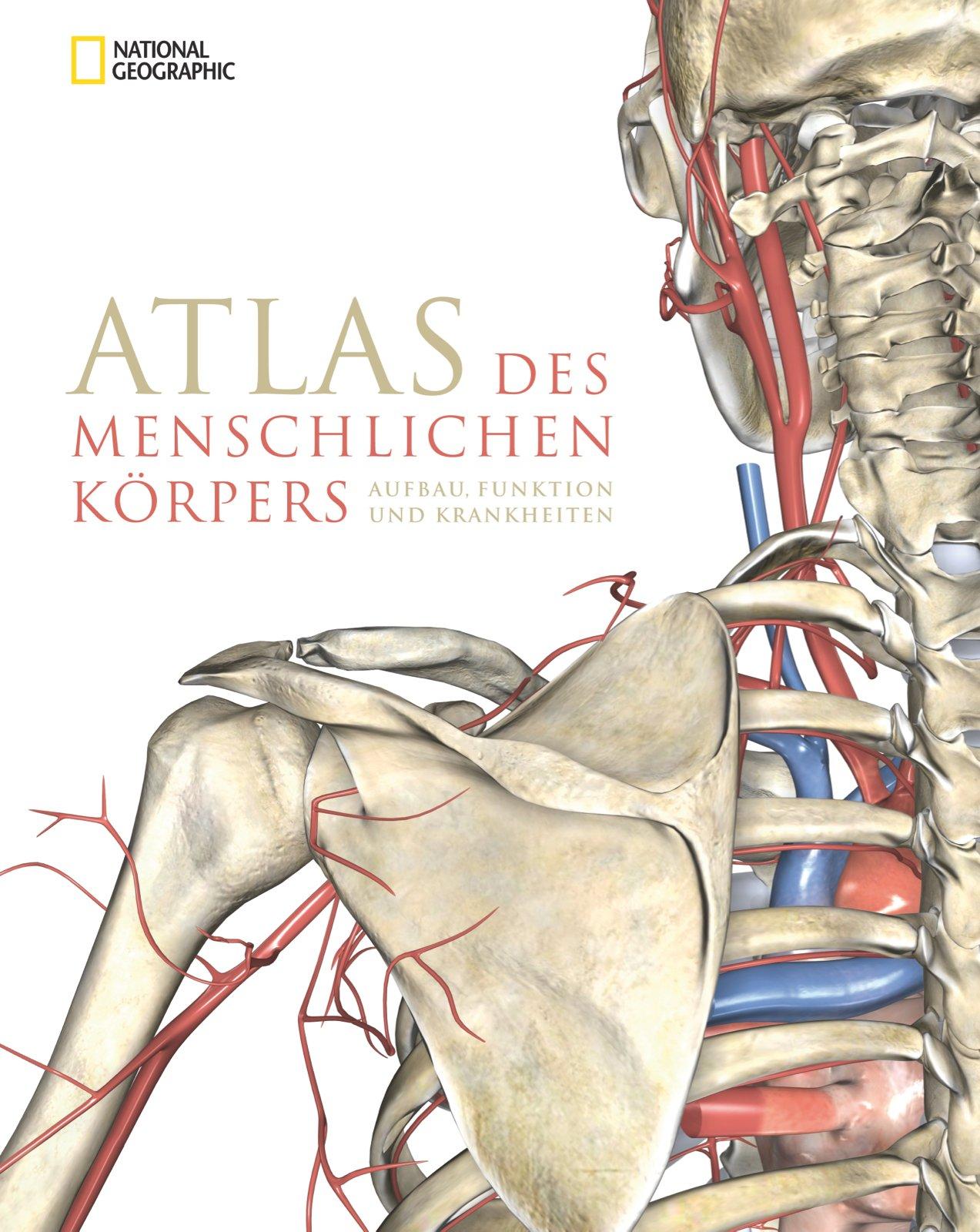 Atlas des menschlichen Körpers: Aufbau, Funktion und Krankheiten ...