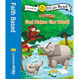 The Beginner's Bible God Makes the World: My First (I Can Read! / The Beginner's Bible)
