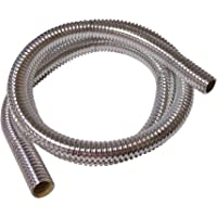 Silver 7mm 8mm 9.5mm Engine Spark Plug Wire Separator Divider for Looms SBC 302 350 454 EASYBERG Spark Plug Wire Separators Aluminum Kit