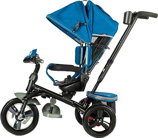 Amazon.com: Evezo 302A - Triciclo 4 en 1 para niños, silla ...