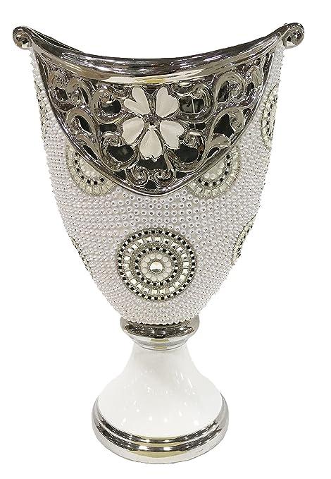 Amazon.com: D lusso diseño de Alea de plata 17