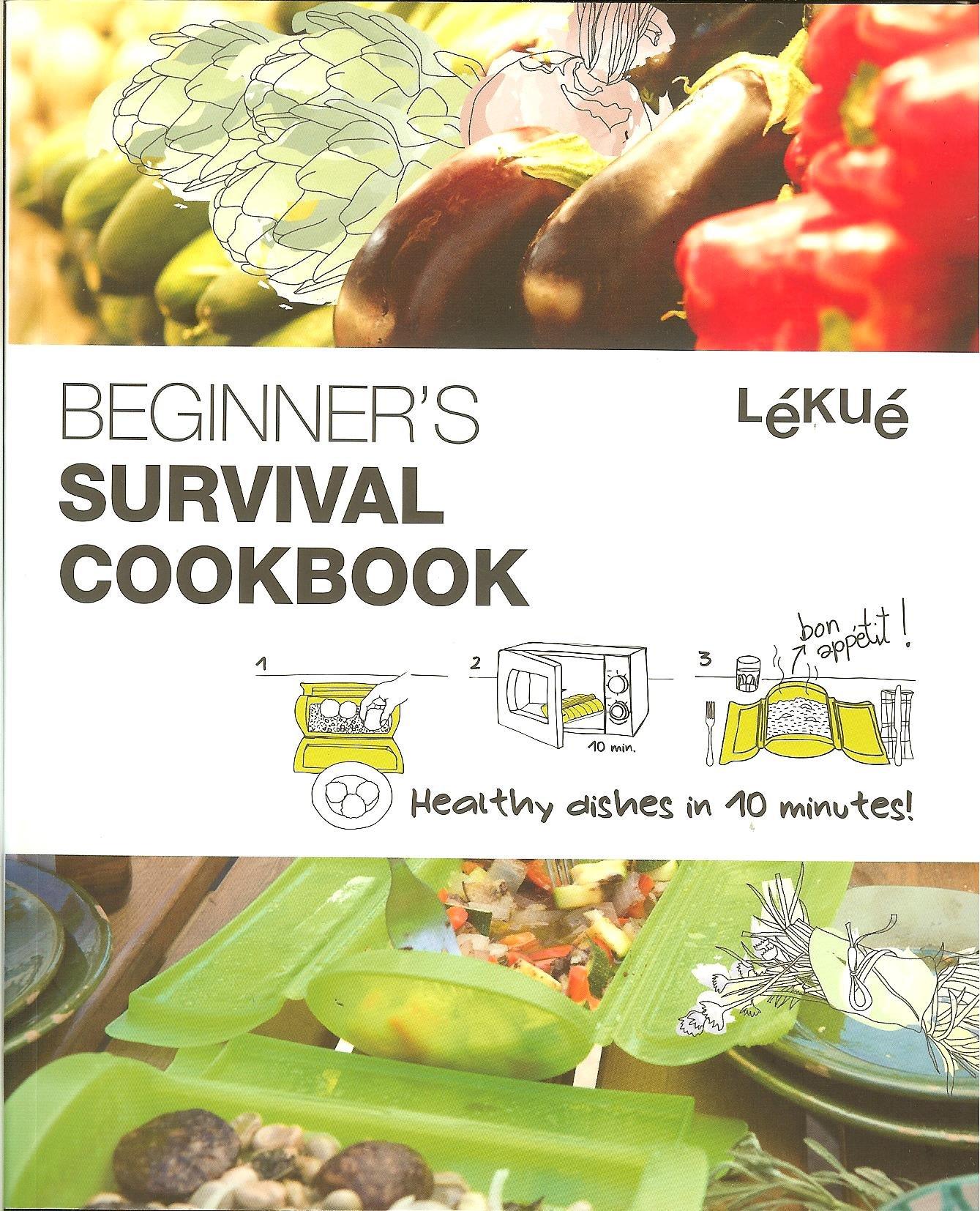 Amazon.com: Lekue – para principiantes, diseño de guía de ...