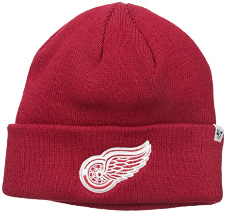 f201292c6 cheapest detroit red wings knit hat 0c15b 66729