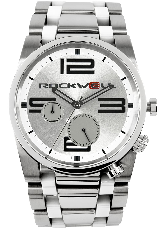Rockwell Uhren 50 mm Herren-Armbanduhr