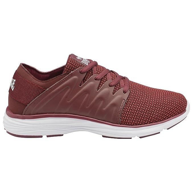LonsdaleSouthwick - Zapatillas de Running Hombre, Color Gris, Talla 41 EU