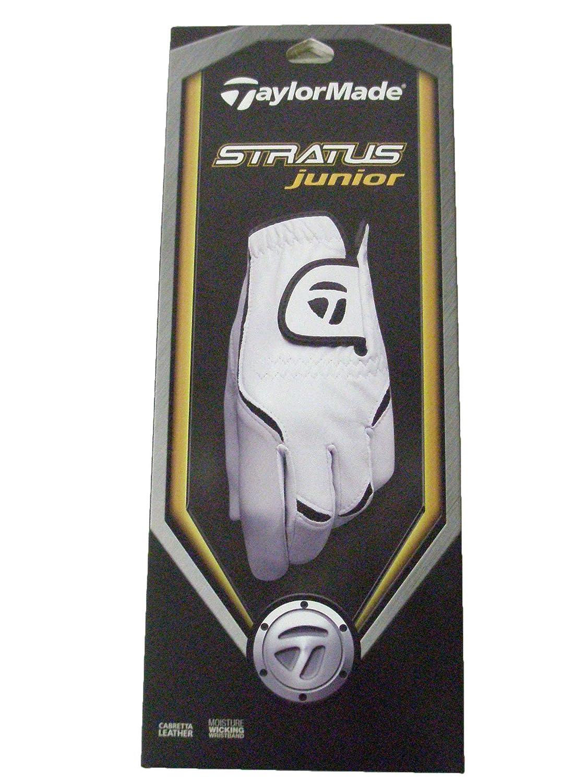 Taylor Made Junior Stratusゴルフグローブ( Kids )羊革 Medium  B00AWU57DS