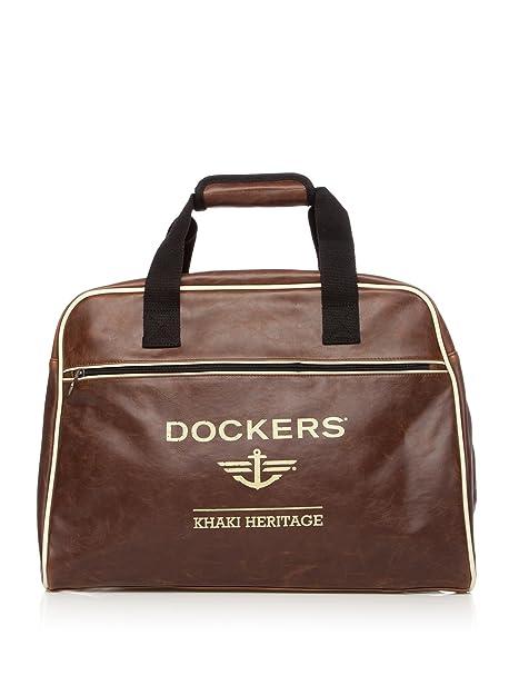 Bolsa esZapatos Viaje Dockers Complementos De Oakland Y MarrónAmazon f76Ygvyb