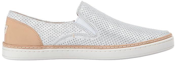 d1a0226af4a UGG Women's Adley Perf Stardust Sneaker
