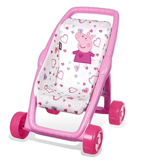 Peppa Pig Peppa Pig-513813 Primera Sillita (Smoby 513813