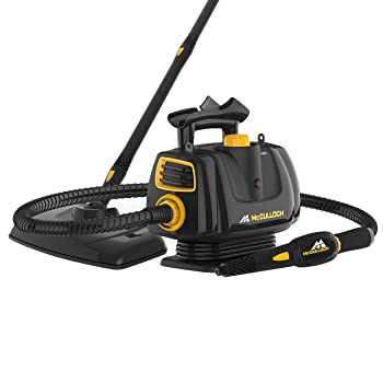 McCulloch Portable Canister Vapor Steam Cleaner