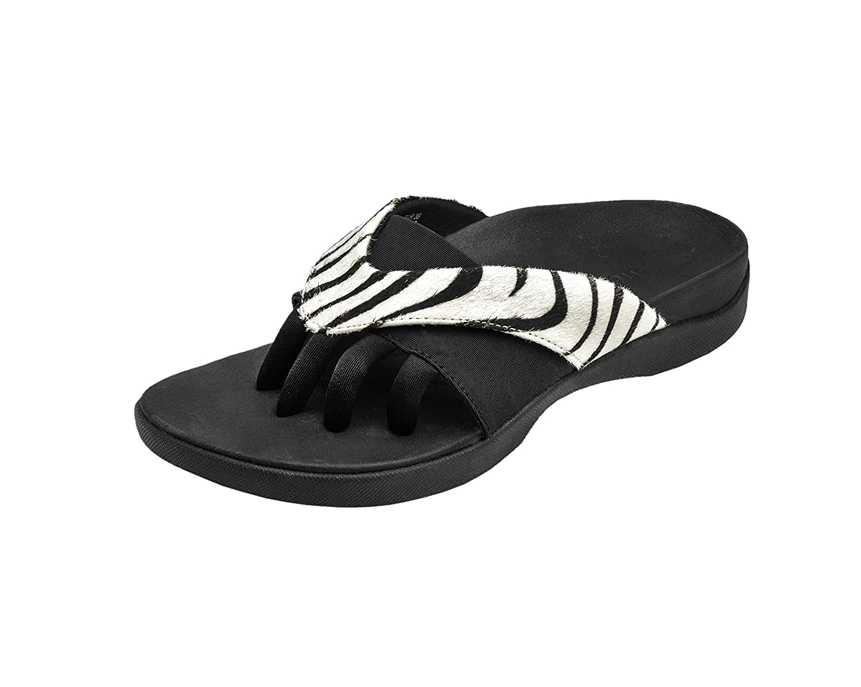 Wellrox Women's Evo-Grasp Casual Sandal B00DL9QCM2 11 B(M) US|Zebra