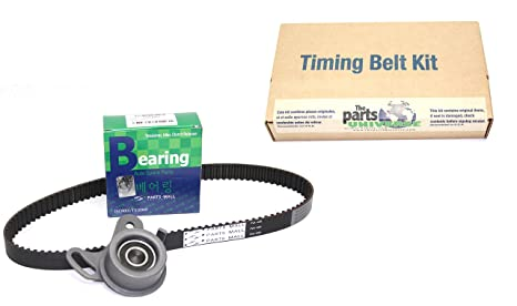 Amazon com: Timing Belt Kit for Hyundai Accent 1 3 & 1 5L