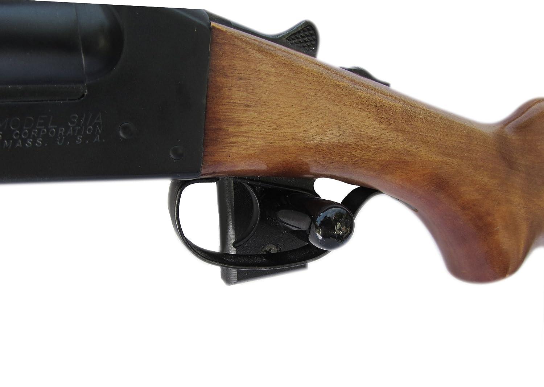 Double pistol handgun revolver gun display case cabinet rack shadowbox - Double Barrel Side By Side Shot Gun Rifle Made In The Usa Gun Racks And Accessories Sports Outdoors