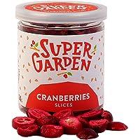 Supergarden Bayas y Frutas Liofilizadas. Piezas y Rodajas.