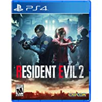 Resident Evil 2 - Standard Edition - PlayStation 4