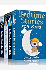 BEDTIME STORIES FOR KIDS COLLECTION (4 Books in 1): 20 Bedtime Stories, Just For Fun Activities, and More! (Fun Bedtime Story Collection Book 5) Kindle Edition