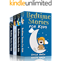 BEDTIME STORIES FOR KIDS COLLECTION (4 Books in 1): 20 Bedtime Stories, Just For Fun Activities, and More! (Fun Bedtime…