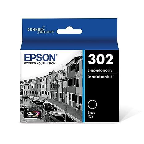 Amazon.com: Epson T302 Claria Cartucho de tinta de capacidad ...
