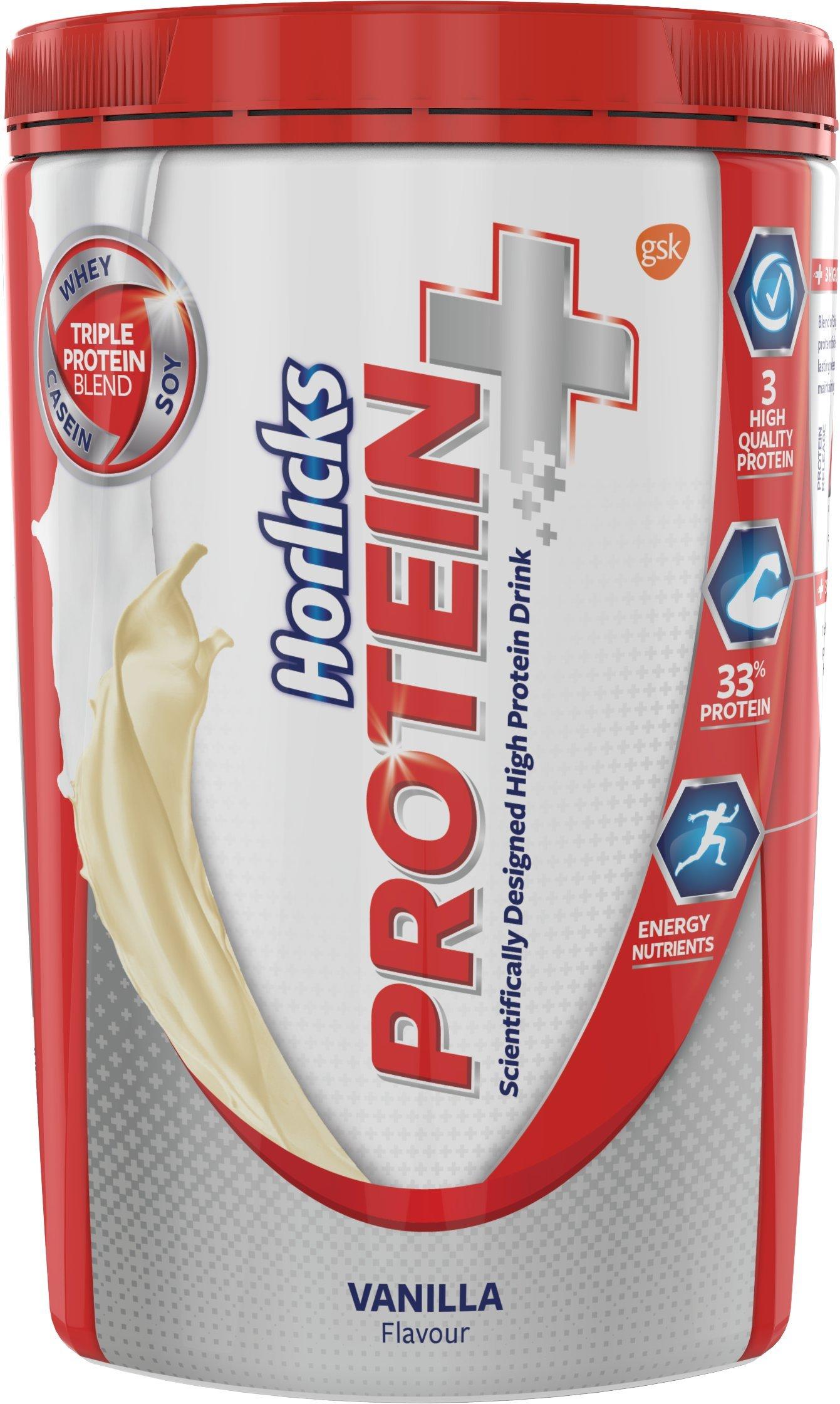 Horlicks Protein Plus Nutrition Drink - 400g (Vanilla)
