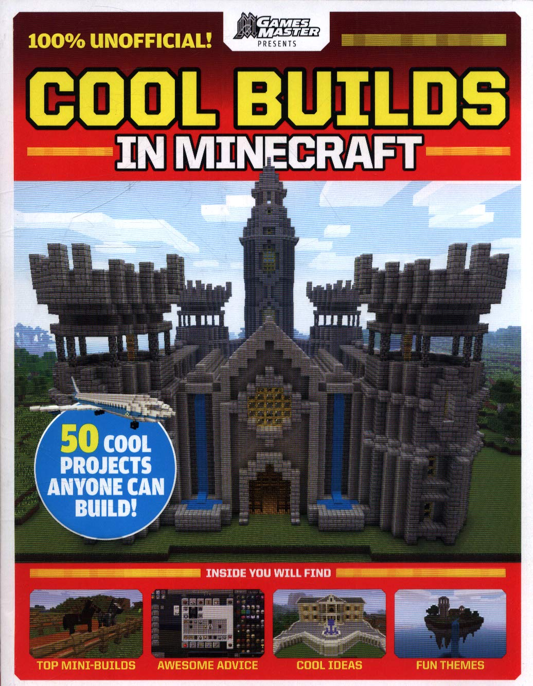 Cool Builds in Minecraft  Amazon.com.br