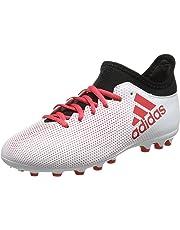 premium selection 3ff29 60d8c adidas X 17.3 AG J Botas de fútbol, Unisex Niños