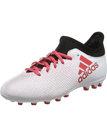 premium selection 091d9 47a42 adidas X 17.3 AG J Botas de fútbol, Unisex Niños