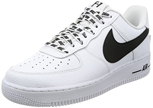 air force 1 07 nere e bianche
