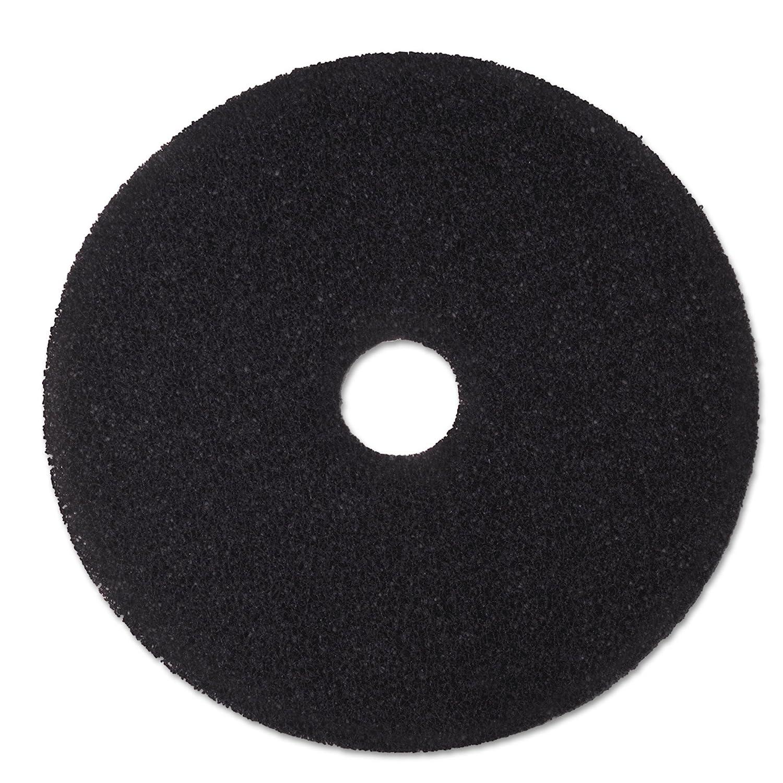 3M Black Stripper Pad 7200 Case of 5 20 Floor Care Pad