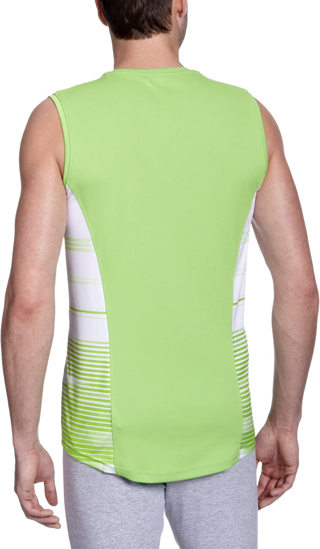 ASICS - Camiseta de pádel para Hombre, tamaño M, Color jazmín ...