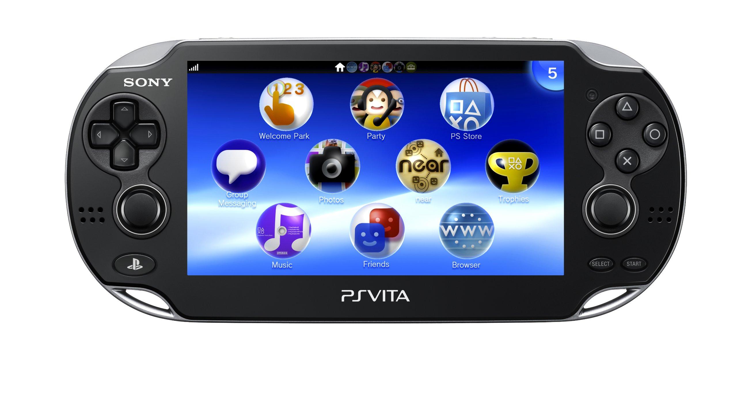 PlayStation Vita - Wifi by Sony (Image #8)
