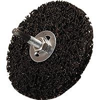 BGS 3978 | Schuurwiel | zwart | Ø 100 mm | 16 mm montagegat