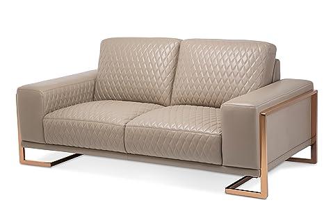 Stupendous Amazon Com Michael Amini Mb Giann25 Pch 801 Gianna Leather Pabps2019 Chair Design Images Pabps2019Com
