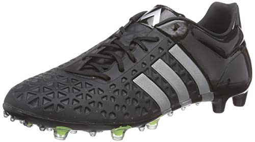 low priced fcbad 9065a adidas ACE 15.1 FG AG, Men s Football Training, Black - Schwarz (Core