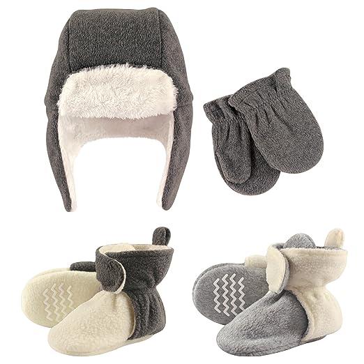 c0fe51c8095 Amazon.com  Hudson Baby Winter Hat