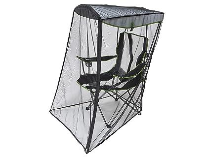 Excellent Amazon Com Kelsyus Original Canopy Chair With Bug Guard Customarchery Wood Chair Design Ideas Customarcherynet
