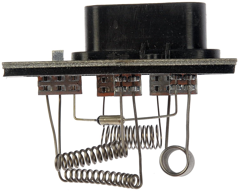 Dorman 973 003 Blower Motor Resistor For Chevrolet Gmc 1995 Chevy Blazer 4x4 Switch Automotive