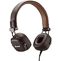 Marshall 4092184 Major III Wired On-Ear Headphone, Brown - New 6.3 x 6.3 x 3.4 in
