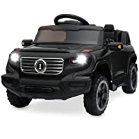 Best Choice Products 6V Kids Ride On Car Truck w/ Parent Control, 3 Speeds, LED...