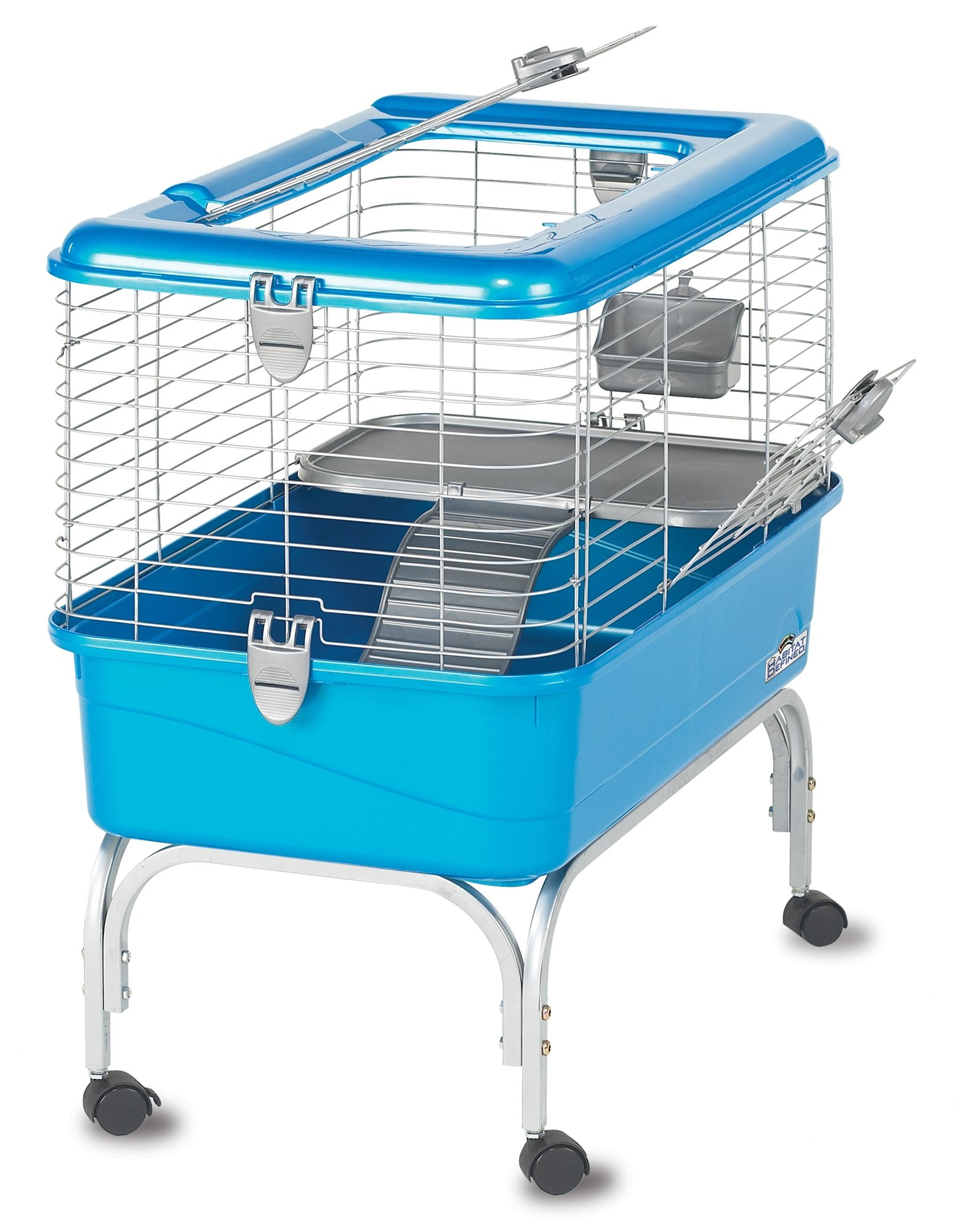 Kaytee Large Guinea Pig Habitat, 30.25'' x 18'' x 20.25'' (29.25'' with stand)