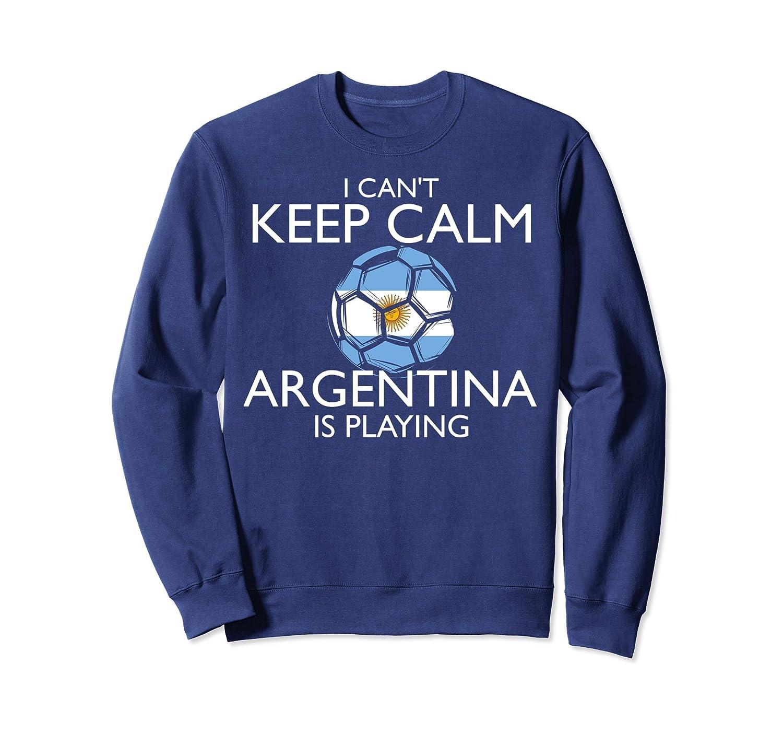 2d4b45aec Argentina Football Jersey 2018 Argentinian Soccer Sweatshirt-alottee gift