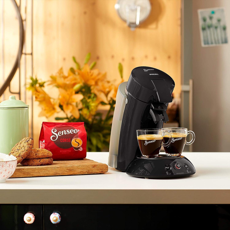Senseo HD6555/21 - Cafetera (Independiente, Máquina de café ...
