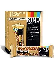 KIND Bars, Gluten Free Caramel Almond & Sea Salt, 1.4 Ounce Bars,