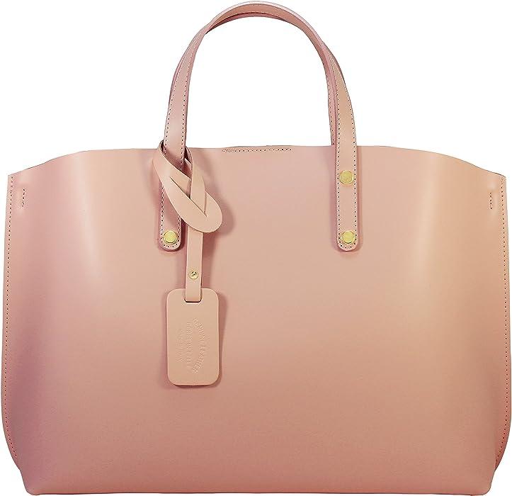 70942ac5e2350 100% ECHTES LEDER - Handtasche