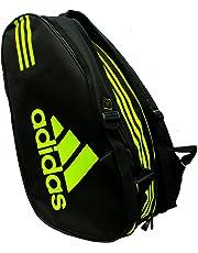Adidas - Sacca per racchette, Control Yellow, 2017
