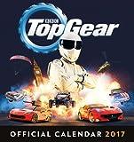 Official Top Gear 2017 Desk Easel Calendar - Month To View Desk Calendar 2017