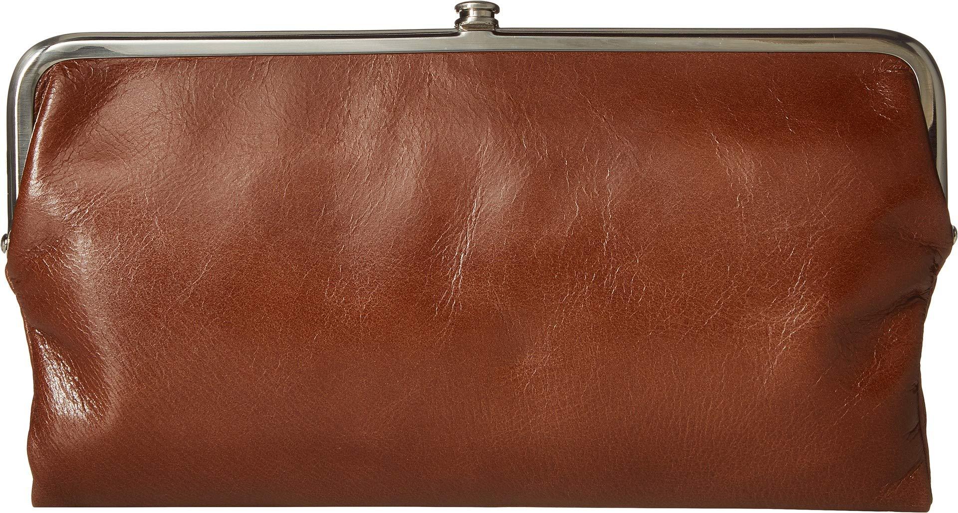 Hobo Womens Lauren Vintage Wallet Clutch Purse (Woodlands)