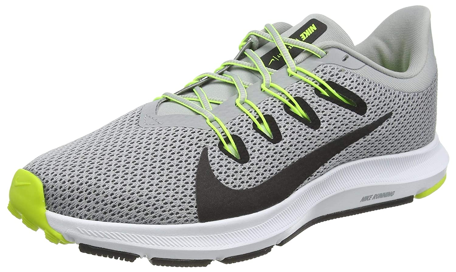 Nike Quest 2, Zapatillas de Running para Asfalto para Hombre, Multicolor (Black/Anthracite 003), 41 EU: Amazon.es: Zapatos y complementos