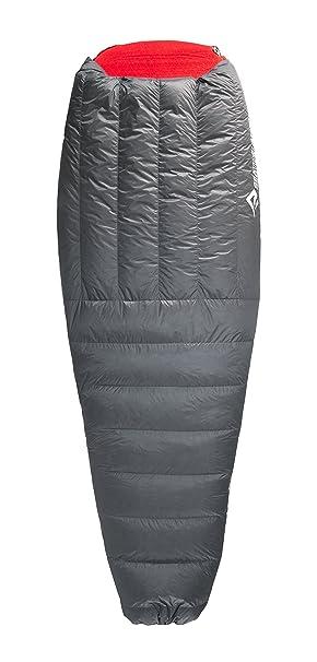 Sea to Summit Ember III 14 Grado 3 Temporada Ligero Abajo Saco de Dormir con Bolsa de compresión, Color Gris, Regular: Amazon.es: Deportes y aire libre