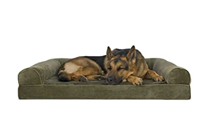 Surprising Furhaven Pet Dog Bed Orthopedic Quilted Sofa Style Couch Pet Bed For Dogs Cats Bralicious Painted Fabric Chair Ideas Braliciousco